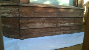 Pintar Madera Con Aceite Quemado.Restaurar Madera Al Exterior Blog Sobre Pintura Ecologica