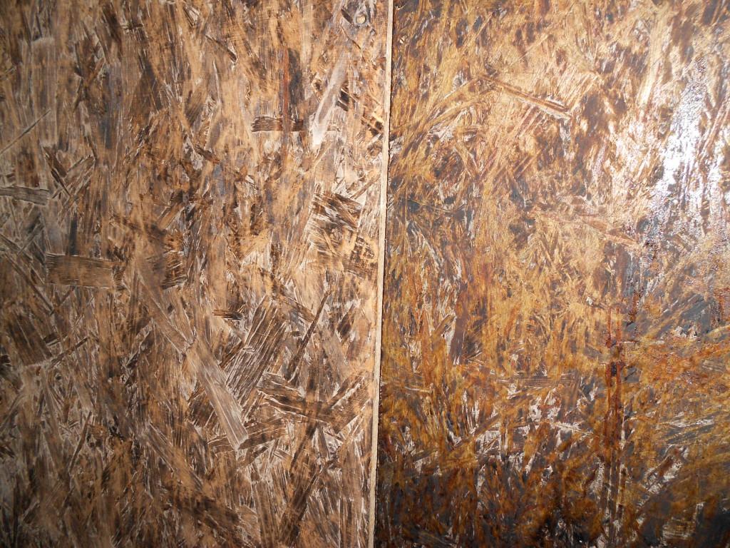 Acabados naturales para madera