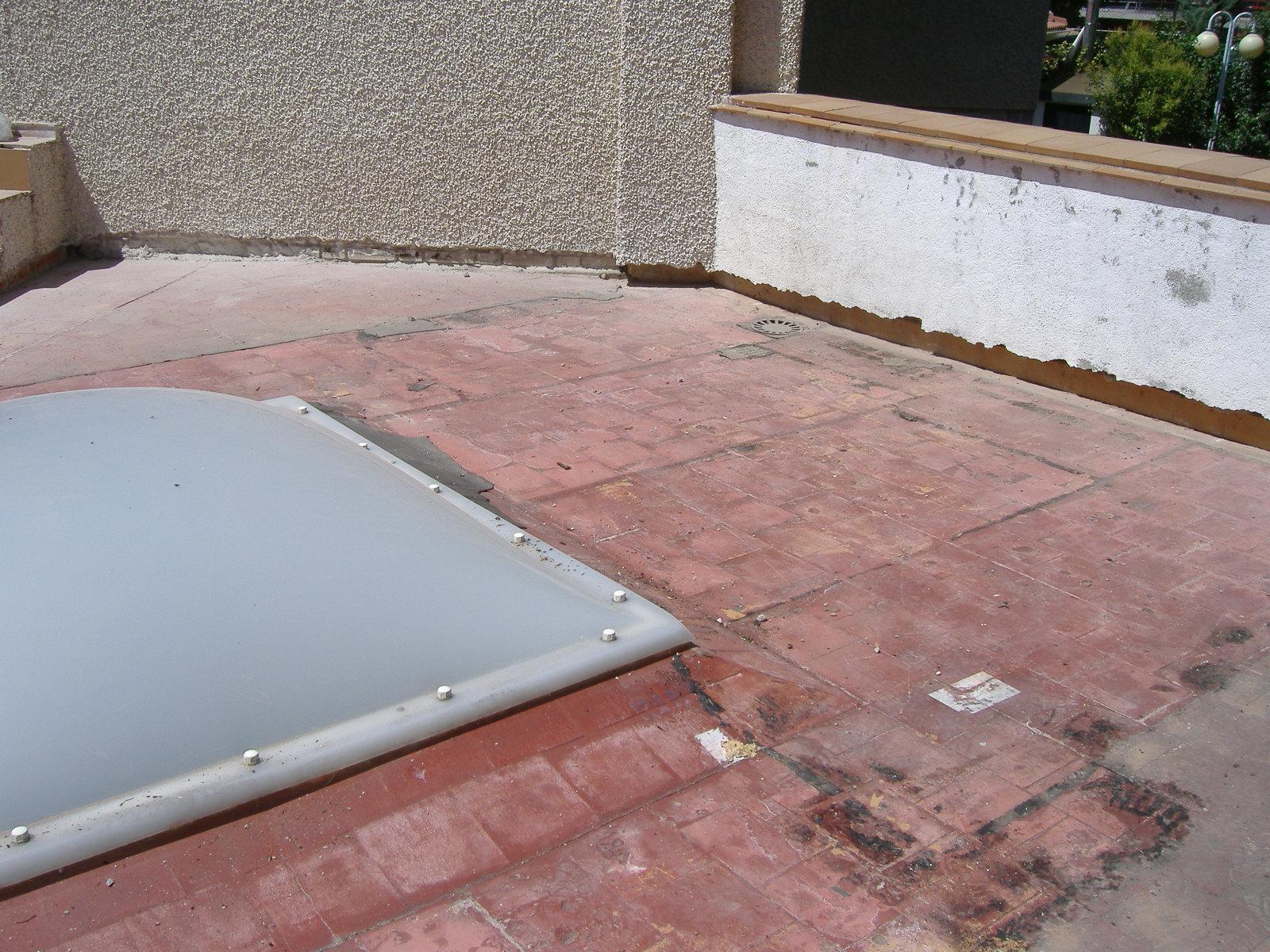 Foto0: Estado de la terraza antes de su retauracion.rmedias en terraza