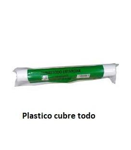 ROLLO DE PLASTICO PARA CUBRIR.
