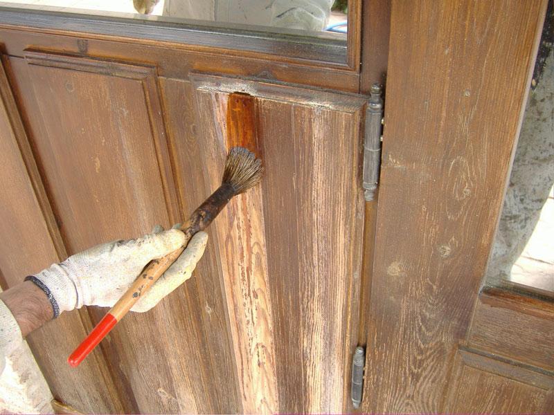 El mejor aceite de exteriores ecol gico y natural blog - Mejor pintura para hierro exterior ...
