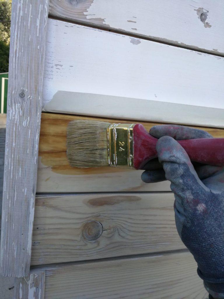 Fondo insecticida en la rehabilitación y restauracion de casas