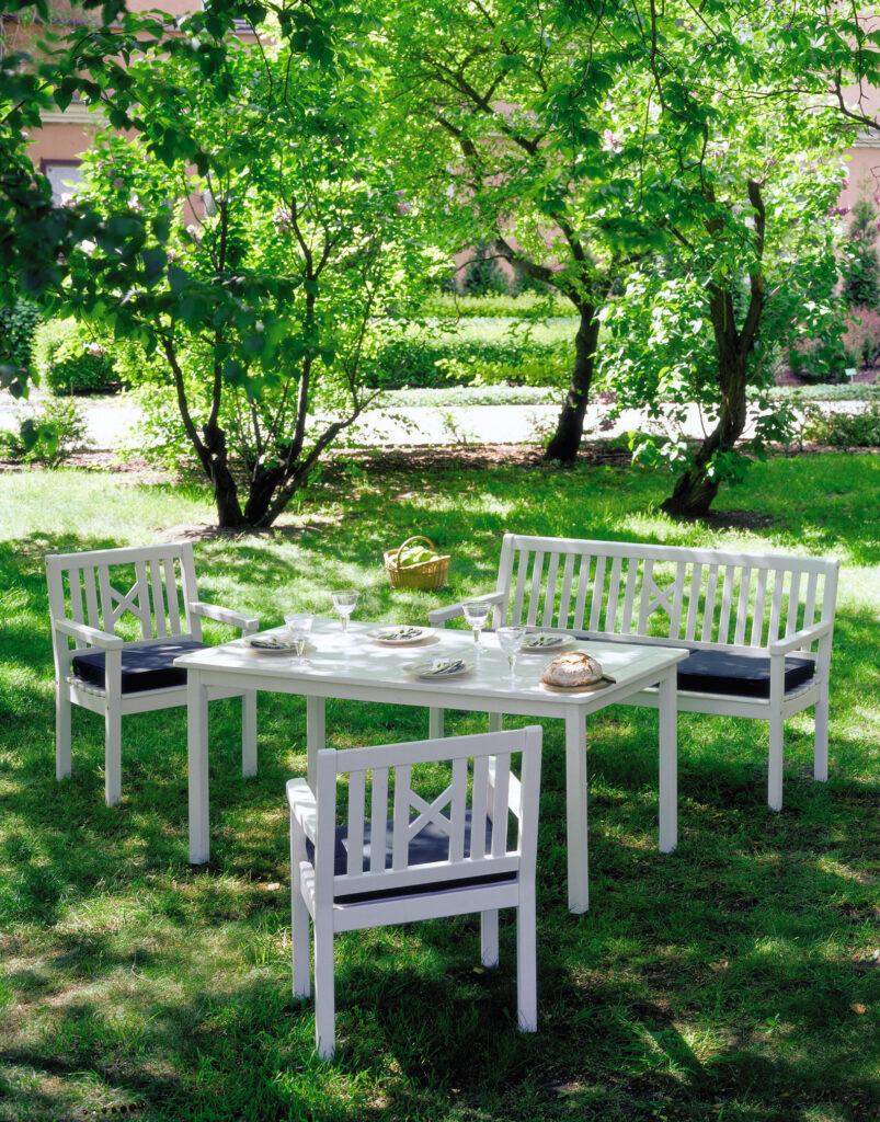 Limpiadores para sillas y mesas al exterior